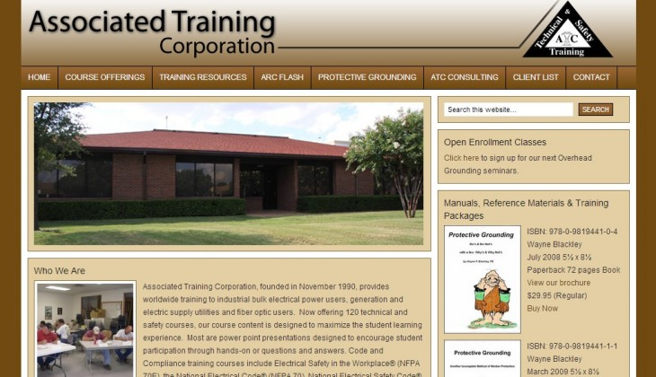 Associated Training Corporation