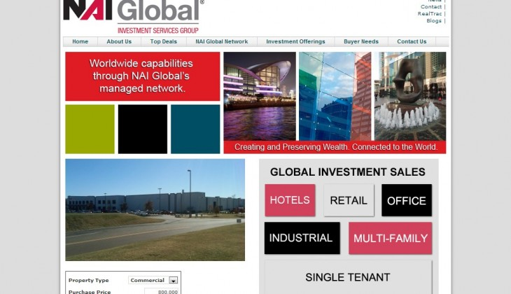 NAI Global Investment Services Group