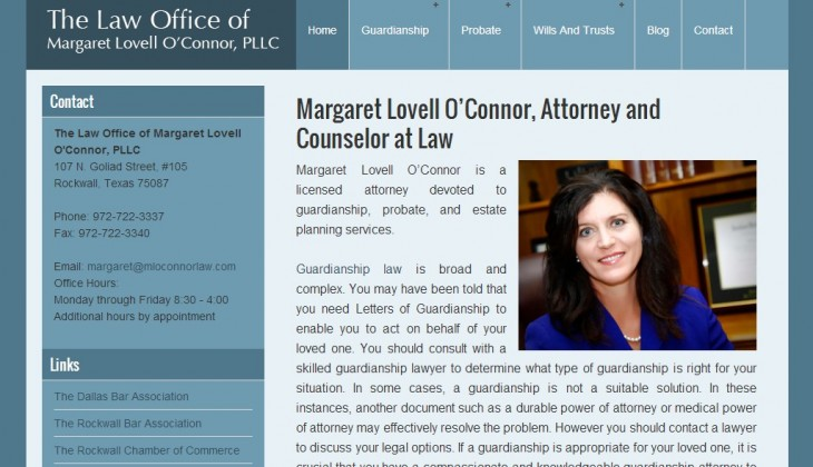 The Law Office of Margaret Lovell O'Connor