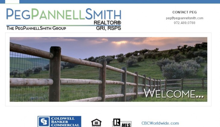 Peg Pannell Smith, Realtor