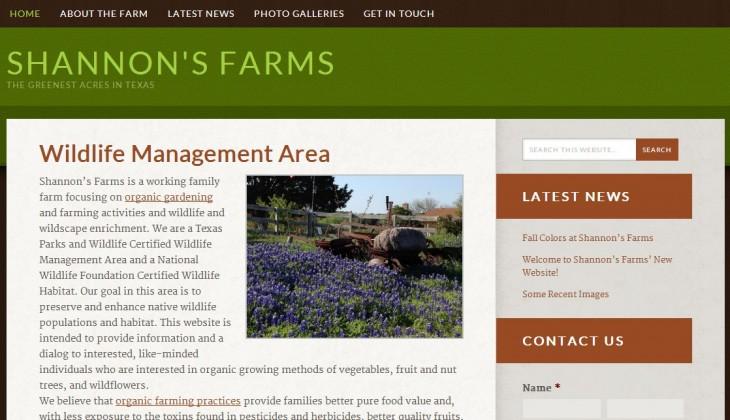 Shannon's Farms